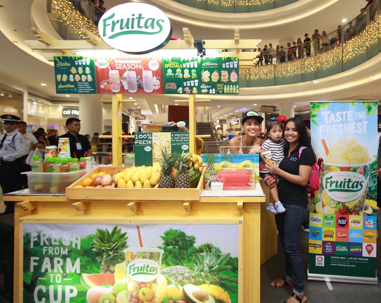Fruitas Cart 2017